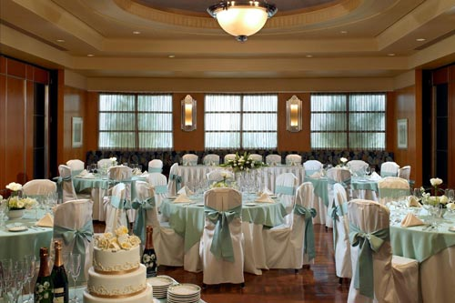 Vintage wedding reception venue – Classic Steak & Seafood Dining, Las Vegas, NV