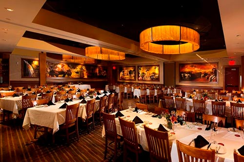 Large Wedding Reception Room – Classy Brazilian Steakhouse, Las Vegas, NV