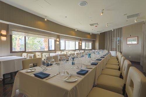 Small Reception Location – Upscale Steakhouse, Las Vegas, NV
