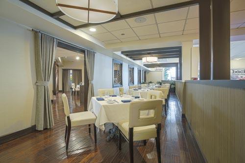 Patio Reception – Upscale Steakhouse, Las Vegas, NV
